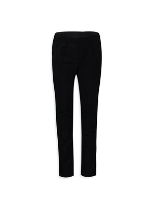Siyah Normal Bel Pantolon -7Y0103Z4-CVL