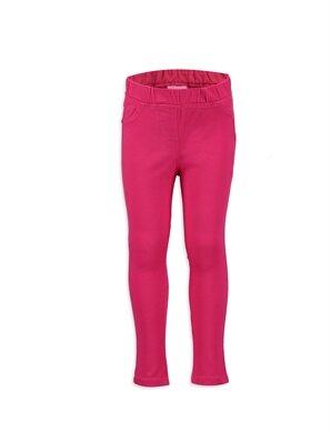 Fuşya Normal Bel Pantolon -7Y0103Z4-GXQ