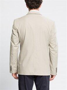 %49 Pamuk %49 Polyester %2 Elastan %60 Pamuk %40 Polyester  Bej Blazer Ceket