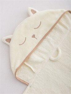 Nakışlı Bebek Battaniye