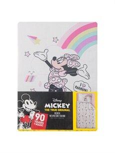 Çok Renkli Minnie Mouse Lisanslı Nevresim Takımı