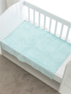 %100 Polyester Bebek Battaniye Pelüş Bebek Battaniye
