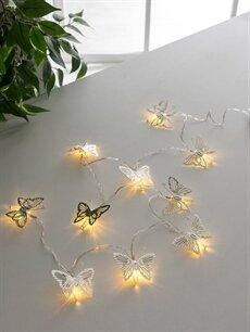 Kelebek Dekoratif Led Işık