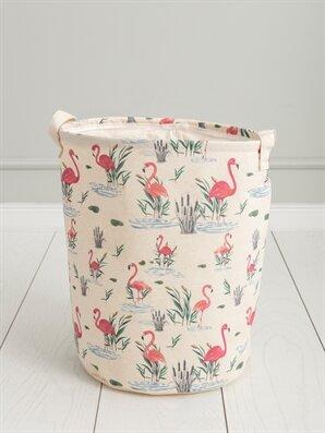 Flamingo Desenli Sepet - LCW HOME