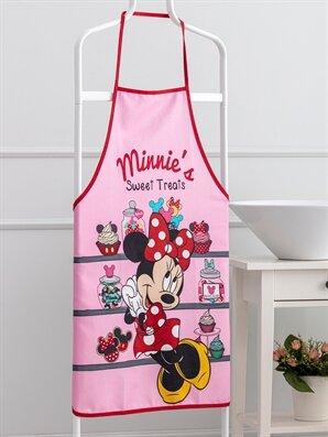 Minnie Mouse Lisanslı Mutfak Önlüğü - LCW HOME
