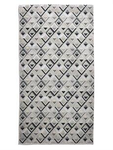 %45 Pamuk %45 Polyester %10 Viskoz  Desenli Halı