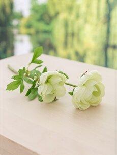 Beyaz Beyaz Yapay Çiçek 8W0486Z8 LC Waikiki