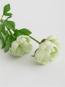 %20 Demir %60 Plastik %20 Polyester  Beyaz Yapay Çiçek
