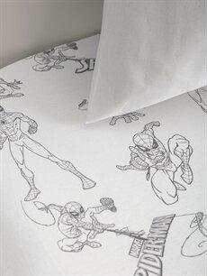 Spiderman Lisanslı Çocuk Pike Takımı
