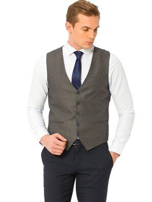 Klasik Takım Elbise Yeleği - LC WAIKIKI