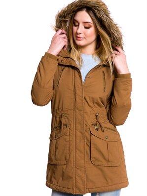 Пальто с капюшоном - LC WAIKIKI