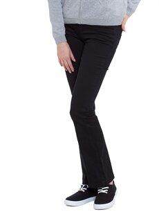%98 Pamuk %2 Elastan Normal Bel Standart Çizme Paça Esnek Gabardin Pantolon