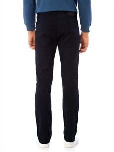 %98 Pamuk %2 Elastan Dar Normal Bel Slim Gabardin Pantolon