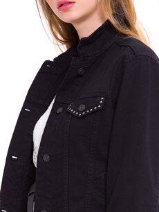 LC Waikiki Siyah Jean Ceket