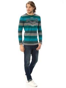 Genç Erkek Uzun Kollu Tişört