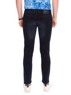 %98 Pamuk %2 Elastan Dar Slim Jean Pantolon