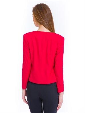 تک کت کوتاه قرمز