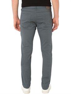 %97 Pamuk %3 Elastan Dar Normal Bel Super Skinny Gabardin Pantolon