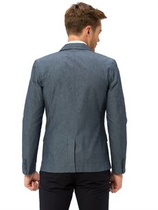 %100 Pamuk %100 Polyester Ceket Takım Elbise Ceketi