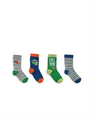 Soket Çorap 4'lü -8S5613Z4-020