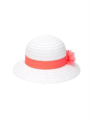 Kız Bebek Hasır Şapka - LC WAIKIKI