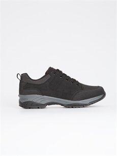 Siyah Erkek Günlük Trekking Ayakkabı 8W5877Z8 LC Waikiki