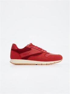 Kırmızı Spor Ayakkabı 8W6366Z8 LC Waikiki