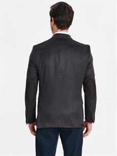 %32 Pamuk %68 Polyester %100 Polyester  Standart Kalıp Kadife Blazer Ceket