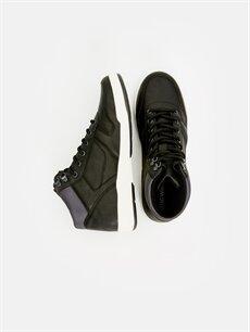 Tekstil malzemeleri Diğer malzeme (pvc) Ayakkabı Bağcıklı Spor Ayakkabı