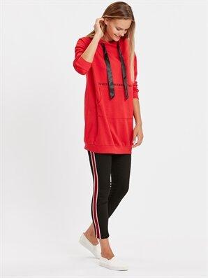 Şerit Detaylı Skinny Pantolon Lc Waikiki Lcw 8wj798z8 – Cvl – Yeni Siyah – 79.99 TL
