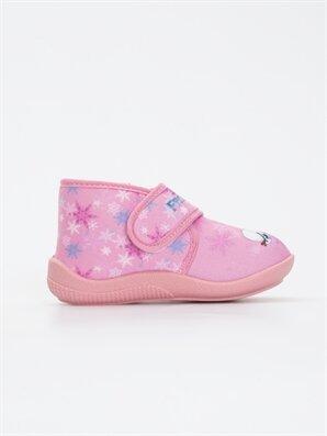 Kız Çocuk Elsa Ev Ayakkabısı - LC WAIKIKI