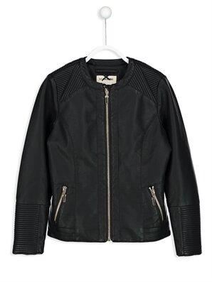 Куртка тонкая под кожу - LC WAIKIKI