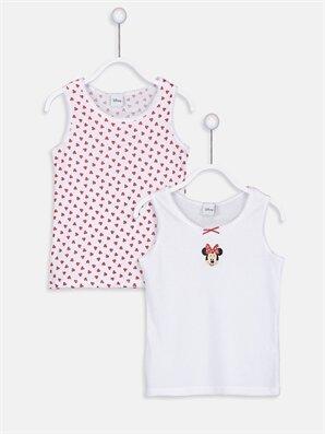 Kız Çocuk Minnie Mouse Atlet 2'li - LC WAIKIKI