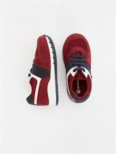 Tekstil malzemeleri Diğer malzeme (poliüretan) Tekstil malzemeleri Ayakkabı Erkek Bebek Spor Ayakkabı