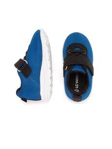 Tekstil malzemeleri Diğer malzeme (poliüretan) Tekstil malzemeleri Ayakkabı File Görünümlü Aktif Spor Ayakkabı