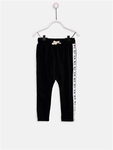 Siyah Erkek Bebek Kadife Pantolon 8WN546Z1 LC Waikiki