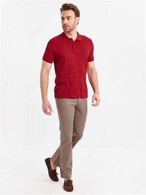 Standart Kalıp Pamuklu Pantolon - LC WAIKIKI