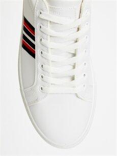 LC Waikiki Beyaz Erkek Bağcıklı Spor Ayakkabı