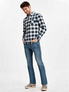 İndigo 779 Regular Fit Jean Pantolon 9S7360Z8 LC Waikiki