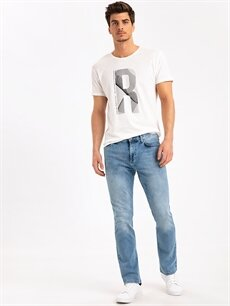 İndigo 779 Regular Fit Jean Pantolon 9S7361Z8 LC Waikiki