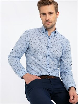 e7a049a2b5be0 Gömlek - Erkek Gömlek - Erkek Gömlek Modelleri - LC Waikiki