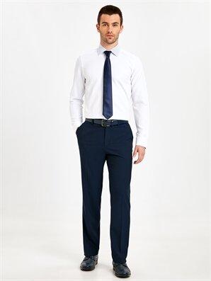 Standart Kalıp Gabardin Takım Elbise Pantolonu - LC WAIKIKI