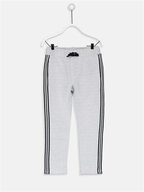 Erkek Çocuk Beli Lastikli Pantolon -9SM194Z4-J2B