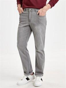%98 Pamuk %2 Elastan Normal Jean 779 Regular Fit Jean Pantolon