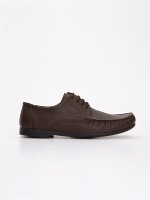 Erkek Deri Görünümlü Ayakkabı - LC WAIKIKI