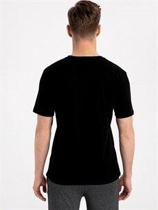 %100 Pamuk Standart İç Giyim Üst Diriliş Ertuğrul Temalı Penye Üst