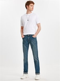 İndigo 779 Regular Fit Jean Pantolon 9SR659Z8 LC Waikiki