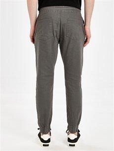 Erkek Slim Fit Jogger Pantolon