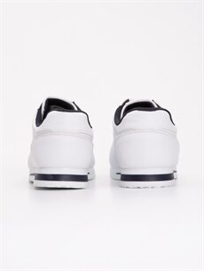 LC Waikiki Beyaz Letoon Genç Erkek Bağcıklı Beyaz Spor Ayakkabı