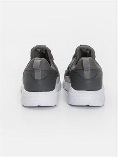 Erkek Kalın Tabanlı Spor Ayakkabı